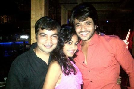 Archana Taide and Ashish Sharma