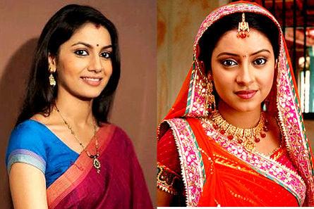 Pratyusha Banerjee,Sriti Jha