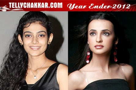 Aakanksha Singh and Sanaya Irani