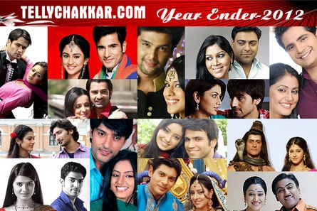 TV Jodis (onscreen) of 2012