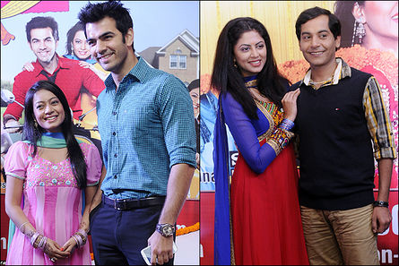 Hum Aapke Hain In-Laws and Tota Weds Maina