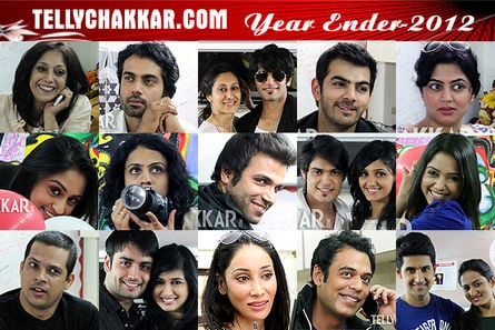 Top Tellychakkar.com Guest Editors of 2012