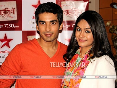 Mrunal Thakur and Mohit Sehgal