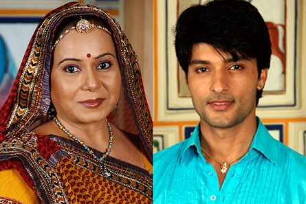 Neelu Vaghela and Anas Rashid