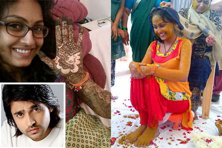 archana taide & ashish sharma wedding pics | 3798702 | Qubool Hai ...