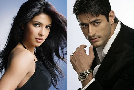 Priyanka Chopra and Mohit Raina