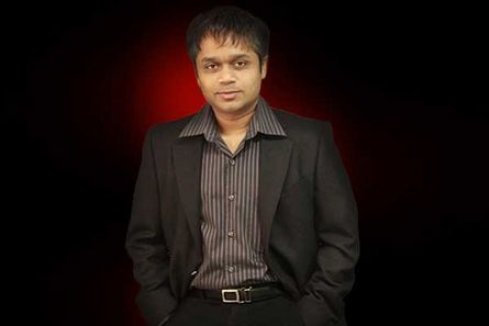 Ajit Andhare (CEO, Colosceum Media Pvt. Ltd)