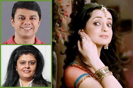 Vivek Bahl and Sneha Rajani
