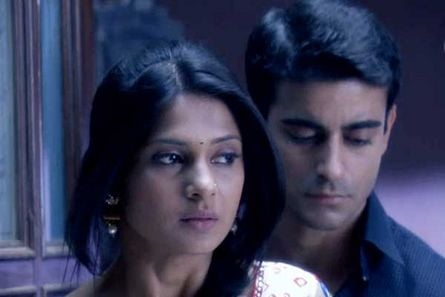 Gautam Rode, Jennifer Winget in Saraswatichandra