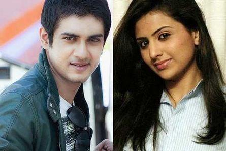 Vishal Gandhi and Parvati Sehgal