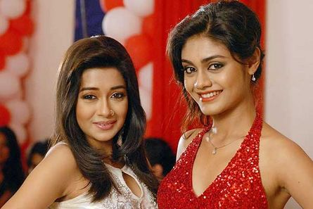 Tina Dutta and Sreejita De