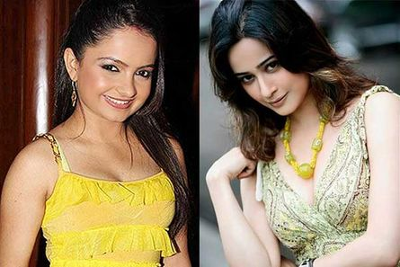 Giaa Maanek and Neha Mehta