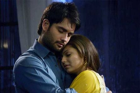 Vivian Dsena and Drashti Dhami