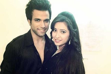 Rithvik Dhanjani and Asha Negi