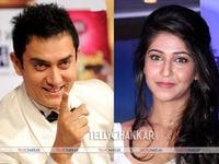 Aamir Khan and Sonarika Bhadoria