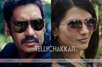 Ajay Devgn and Kratika Sengar