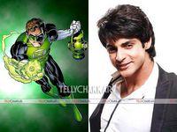 Karan Wahi as Green Lantern