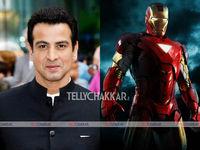 Ronit Roy as Iron Man