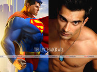 Karan Singh Grover as Superman