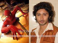 Kunal karan Kapoor as Spiderman