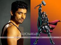 Gurmeet Choudhary as Thor