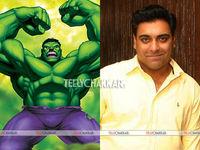 Ram Kapoor as Hulk