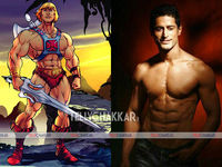 Mohit Raina as He-Man