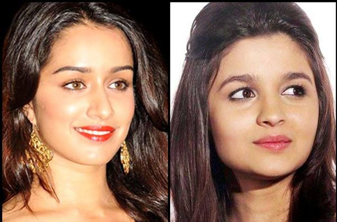 most commentedShraddha Kapoor And Alia Bhatt