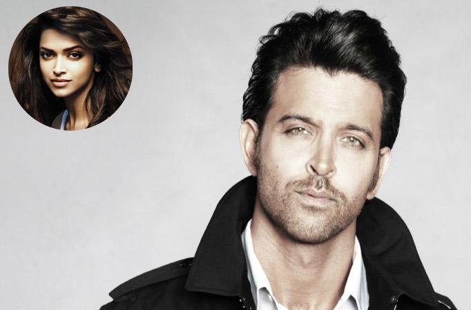I am proud of Deepika Padukone: Hrithik Roshan - TV Shows