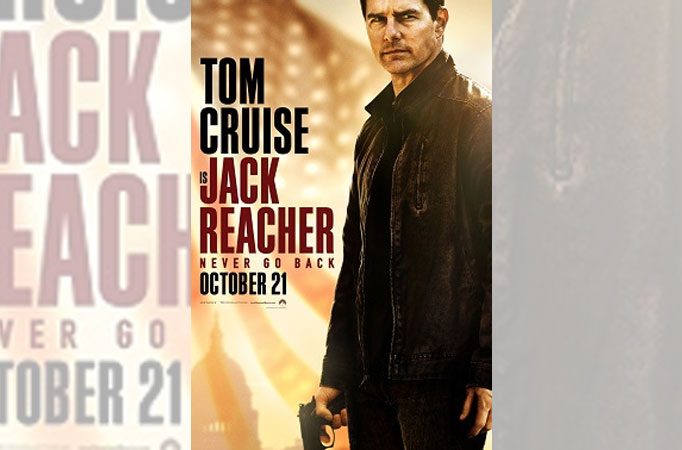 Jack Reacher: Never Go Back: Desperate attempt to replicate a franchise - TV Shows