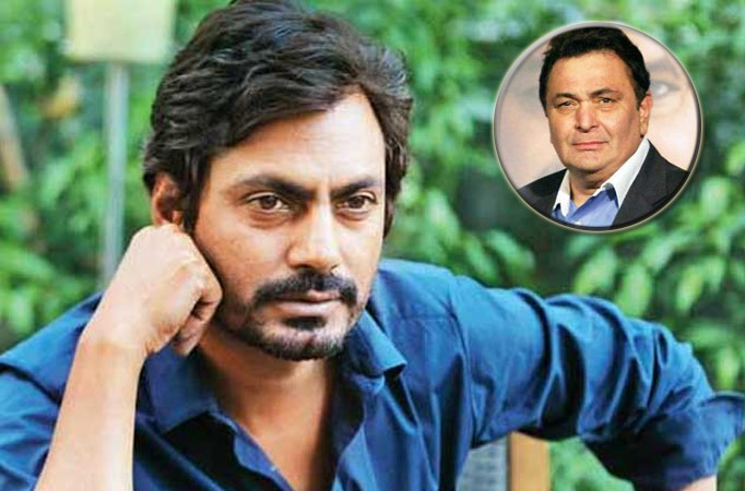 Amazing to share screen space with Rishi Kapoor: Nawazuddin