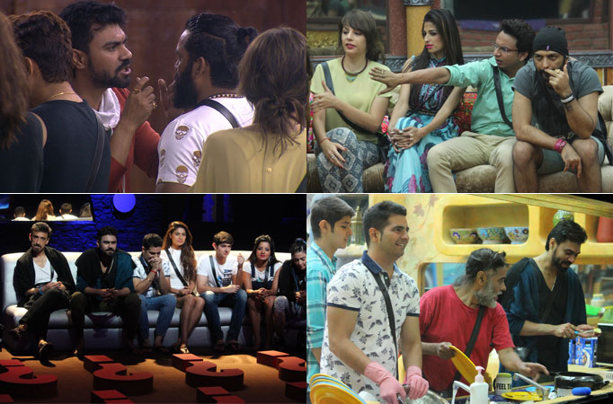 Bigg Boss 10: Synopsis Day 4 - TV Shows