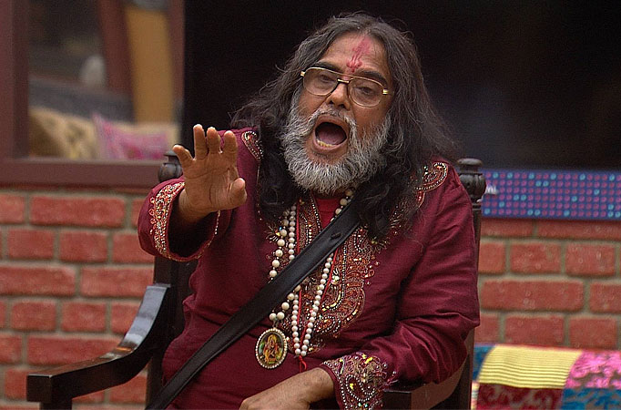 BB 10s Swami Om: Criminal mind on Indian television