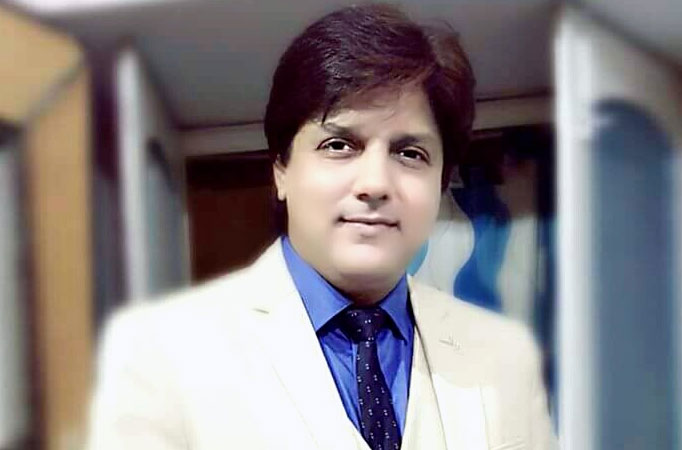 Men treated like showpieces in TV shows: Neeraj Bharadwaj