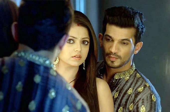 Raghavs cold attitude to irk Naina in Star Plus Pardes...