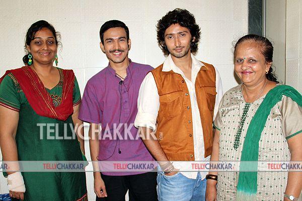 Kunal Karan Kapoor Real Family