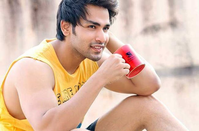 When actor Naman Shaw was at his 'flirtatious best' 2014