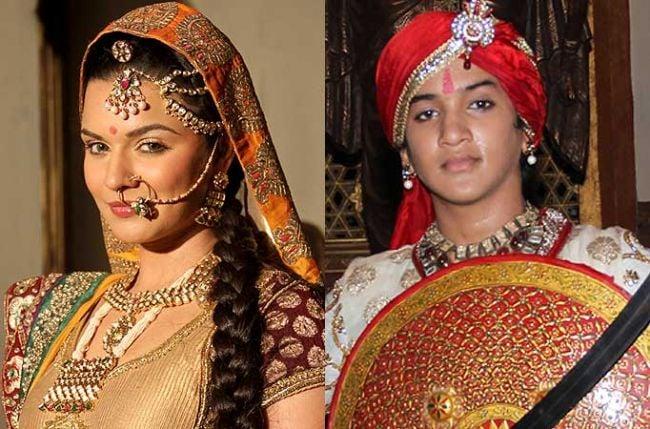 enchanting historical tale of Bharat Ka Veer Putra- Maharana Pratap ...