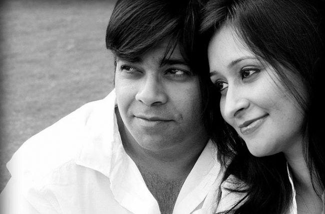 Kiku Sharda and wife Priyanka Sharda in Nach Baliye 6 | 650 x 429 jpeg 38kB