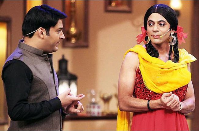End of Gutthi's journey in Comedy Nights with Kapil...Sunil Grover hangs his boots? Kiku