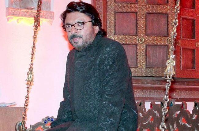 Saraswatichandra was too demanding, hence I gave it up - Sanjay Leela Bhansali Sanjay