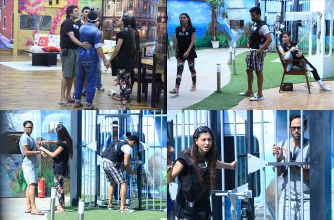 The game of Chor-Police in Bigg Boss Big%20boss