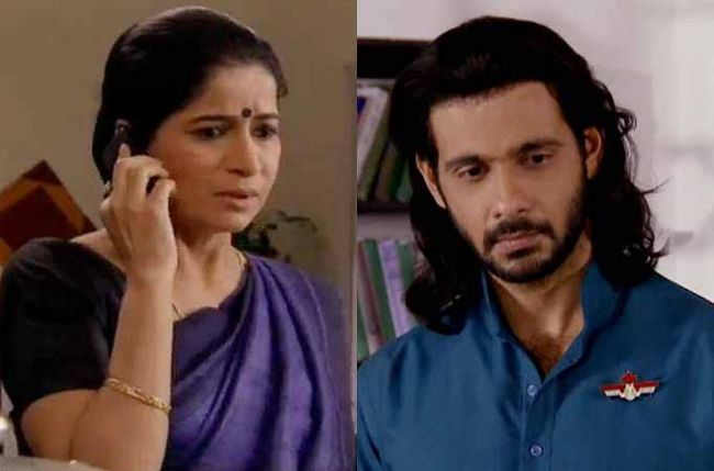 Tara's mother to learn about Mrutunjay being a criminal in ...Viraf Patel In Ek Boond Ishq