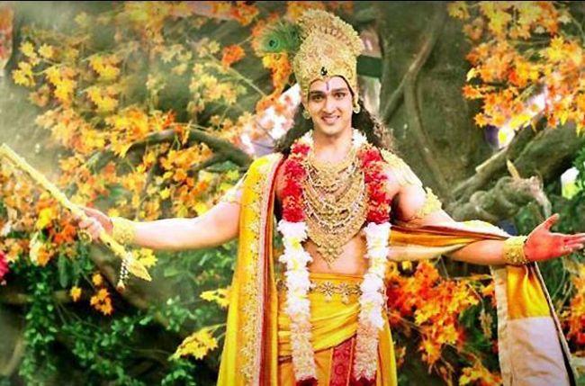 Krishna to show his Viraat Roop in Star Plus' Mahabharat