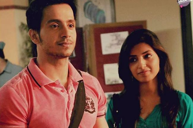 Sameer to witness an intimate moment between Randhir and ...