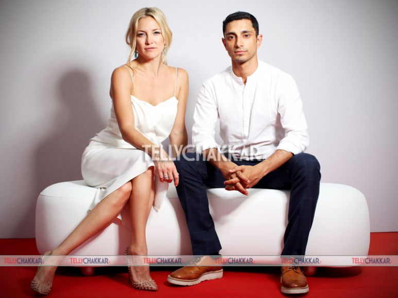 Gallery For > Riz Ahmed And Kate Hudson Kate Hudson