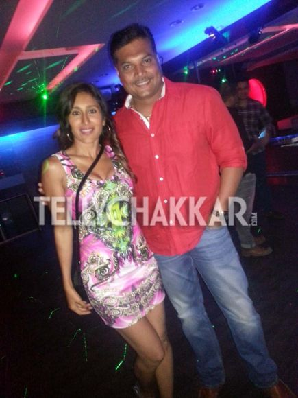 Dayanand Shetty And Smita Shetty
