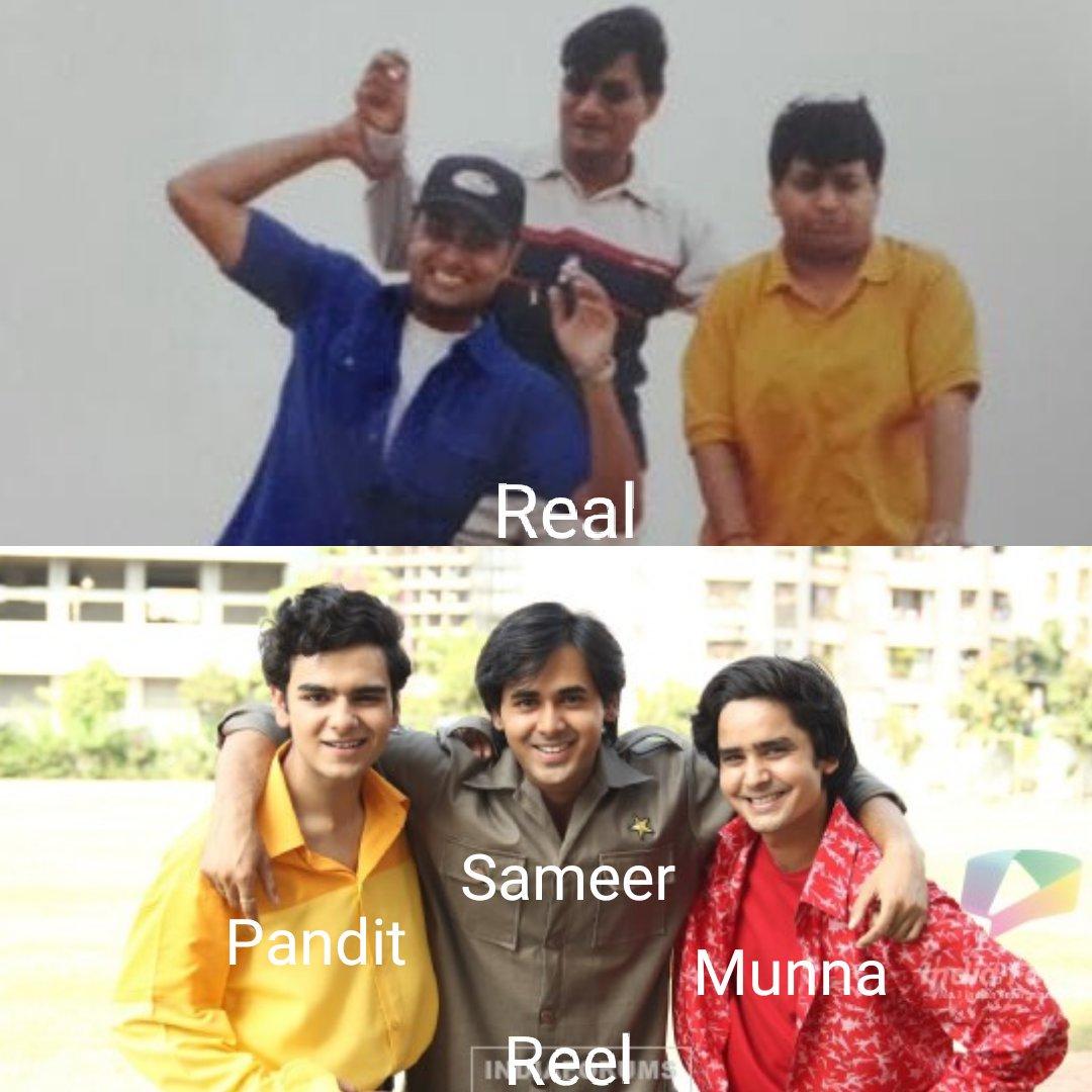 Bahut Khoobsurat Ho Abhijeet Neerja Pandit: Meet The 'REAL LIFE' Sameer, Naina, Munna, Pandit And