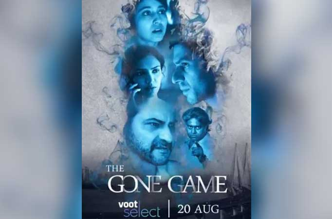 The Gone Game-A Murder Mystery (2020) Hindi 720p 480p HDRip x264