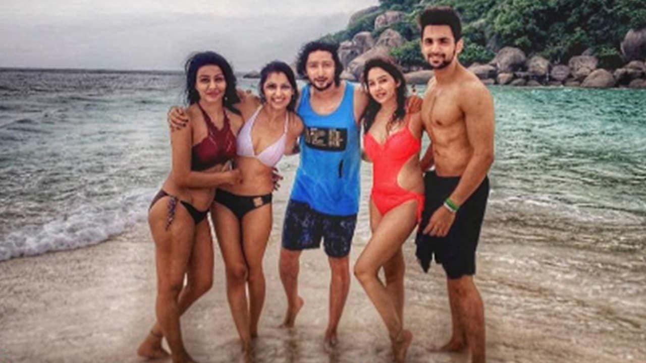 Sriti Jha, Kunal Karan Kapoor, Arjit Taneja, Leena Jumani,